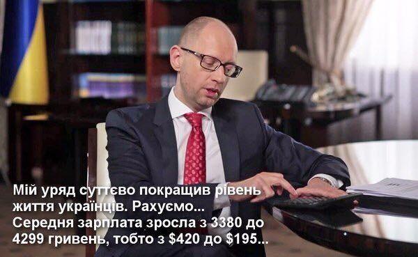 Средняя зарплата в Украине в августе составила 5,2 тыс. грн, - Госстат - Цензор.НЕТ 2657