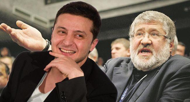 Гордон удивил украинцев заявлением о зависимости Зеленского от Коломойского