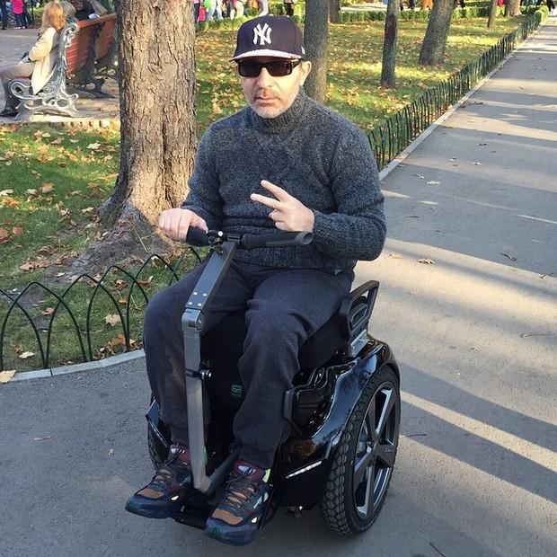 Обгоревший труп в инвалидной коляске обнаружен в центральном парке Одессы, - Нацполиция - Цензор.НЕТ 5561