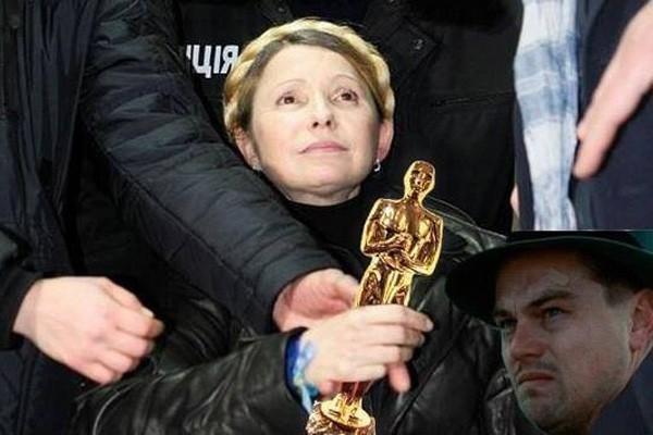 Прокуратура подозревает сотрудников Качановской колонии в применении силы к Тимошенко в 2012 году - Цензор.НЕТ 9429