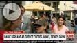 Embedded thumbnail for Неизвестная в Греции попыталась сорвать прямой эфир передачи CNN